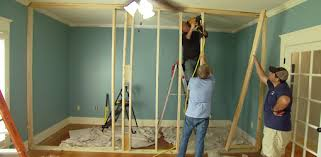 How To Install Thin Brick On Interior Walls How To Build A Non Load Bearing Interior Wall Today U0027s Homeowner