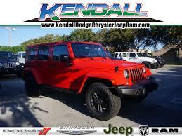 jeep wrangler in the winter 2017 jeep wrangler unlimited winter edition miami fl 17402014