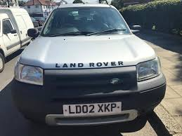 land rover freelander es td4 2002 with fuul service history in