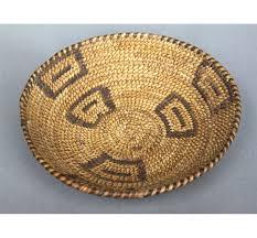 southwestern native american indian old woven wedding basket me u2026