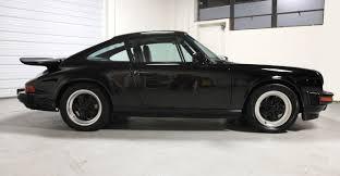 porsche coupe black 1986 porsche 911 carrera coupe black 35 040 miles sloan cars