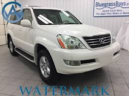 lexus gx for sale by owner used lexus gx 470 for sale with photos carfax