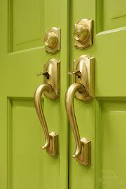Replace Interior Door Knob How To Replace Door Knobs And Deadbolts Pretty Handy