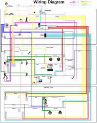 home wiring design automatic ups system wiring circuit diagram
