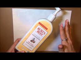 Burt S Bees Baby Wash by Body Burt U0027s Bees Milk U0026 Honey Body Lotion Youtube