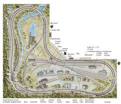 5x10 ho layout from track plan database modelrailroader com