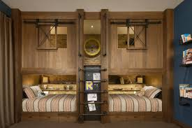 Barn Door Furniture Bunk Beds Bedroom Rustic Bunk Beds Rc Willey Bedroom Furniture Full