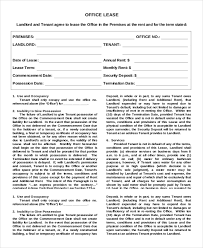business rental agreement printable sample monthly rental
