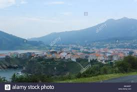 the beatiful village carino near ortigueira in galicia spain