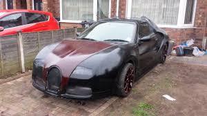 nissan gtr ebay uk spotted on ebay bugatti veyron kit car get you bids in