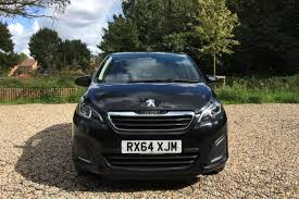 peugeot 108 second hand 2014 peugeot 108 used car 6490 charters peugeot