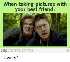 Gagging Meme - when taking pictures with your best friend com gag3 774721 9gag