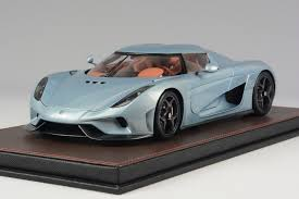 green koenigsegg regera koenigsegg 1 18 open koenigsegg regera 1 18 frontiart model co ltd