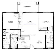 vistoso resort floor plan ponderosa model