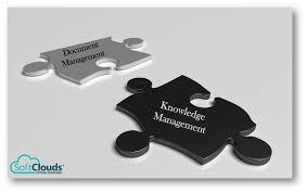 knowledge management vs document management u2013 softclouds u2013 medium