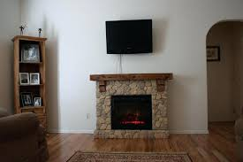 Dimplex Electric Fireplace Dimplex Electric Fireplace Entertainment Center Stone Electric