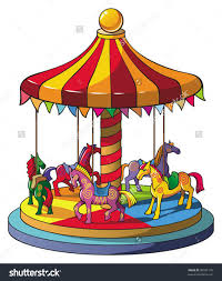 merry go clipart clipart collection illustration of a