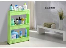 Bathroom Storage Rack Shelf With Removable Wheels Rack Bathroom Storage Storage
