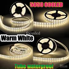 Outdoor Led Strip Lighting by 8400 Lumens 600 Leds 5m 5050 Double Row Led Strips Light