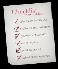 what to plan for a wedding wedding planning checklist budget planner mywedding