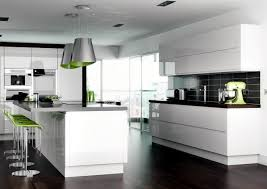 white contemporary kitchen cabinets gloss modern high gloss kitchen in white 20 kitchens with