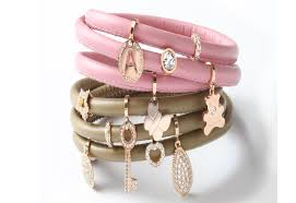 charm bracelet leather images Rebecca to take on leather charm bracelet market professional jpg