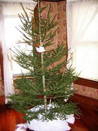 fashioned christmas tree fashioned christmas tree 1940 s style oldhouseguy