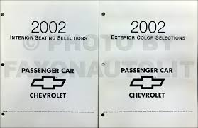 2002 camaro firebird and trans am repair shop manual original 3