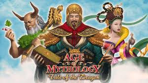age of mythology tale of the dragon age of empires series wiki