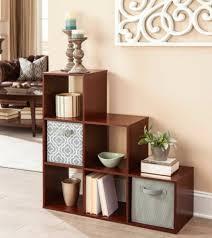 Cubicle Bookshelves by Bookcase Cube Storage Organizer 3 2 1 Bookshelf Racks Home