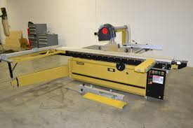 Sliding Table Saw For Sale Powermatic Hsp 126 7 5hp Sliding Table Panel Saw