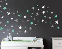 Wall Decor Stickers by Wall Decals Murals Etsy