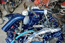 bentley blue powder coat 2002 chevy 2500 pickup screamin diesel lb7 rebirth part 3 8
