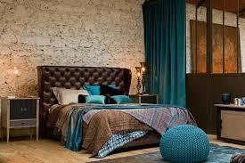 design de chambre à coucher déco intérieur design la chambre coucher rétro moderne