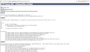 openam 11000 openam 12 0 4 isalive page returns code 500