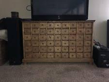 Vintage Pharmacy Cabinet Apothecary Cabinet Ebay