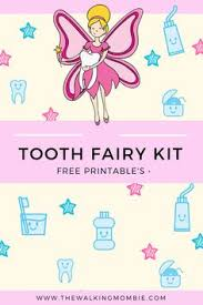 30 free personalized tooth fairy letters tooth fairy flakes and