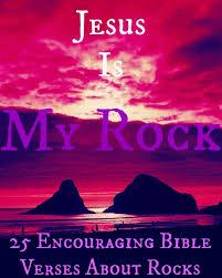 encouraging bible verses rocks