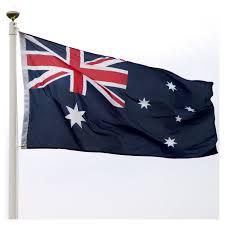 Austailia Flag Australia Flag Flag Blog