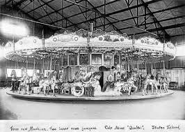 take a trip this national carousel day