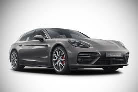 future porsche panamera 2018 porsche panamera sport turismo a station wagon with the