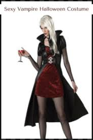twisted and creepy vampire halloween costumes for women