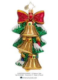 decor pickel for present by christopher radko ornaments for
