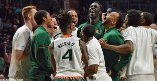 Hit The Floor Network - no 6 miami hurricanes hits the road for next six games