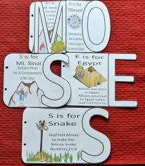 bible fun for kids moses the bronze snake