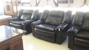 Chair And A Half Recliner Leather Furniture Elegant Cuddler Recliner Loveseat For Modern Living