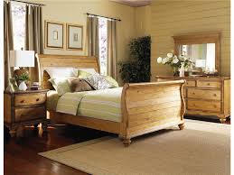 Solid Pine Bedroom Furniture Hillsdale Hamptons Sleigh Bed And Hamptons Bedroom Set Youtube
