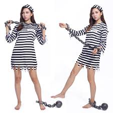 Convict Halloween Costumes Collection Jail Inmate Halloween Costume Pictures 34 Prison