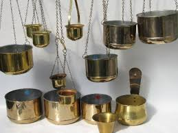 huge collection new old stock scandinavian modern brass hanging