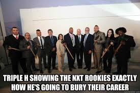 Triple H Memes - triple h bury memes quickmeme